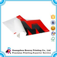Customized instruction manual printing