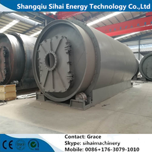 Plastic Pyrolysis Plant With Free Installation
