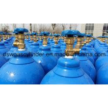 99,999% Sauerstoff gefüllt in 8L Zylinder mit Qf-2 Ventil