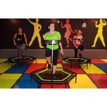 Comercial Primavera grátis trampolim salto Ginásio Fitness