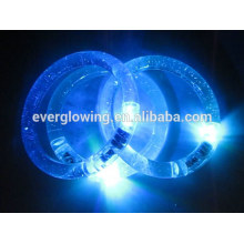 led reflective glow bracelet whole sell 2017