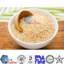 Isolat de protéine de riz blanc de qualité alimentaire