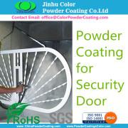 Powder Coating for Security Door,safe-guard door
