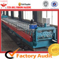 Baja Lantai Decking Forming Machine