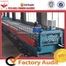 Bodenplattenformmaschine für den Stahlbau