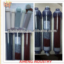bolas de cerámica filtro de agua