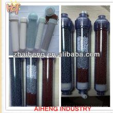 bolas de cerâmica filtro de água