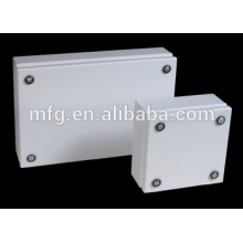 Sheet metal stamping distrubution enclosure(box)