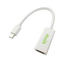 Порт Mini Displayport для HDMI адаптер поддержка 4 k * 2 k