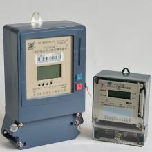 IC-Karte Prepaid Elektrisches Messgerät Messgerät Kwh Meter Vorauszahlung Meter