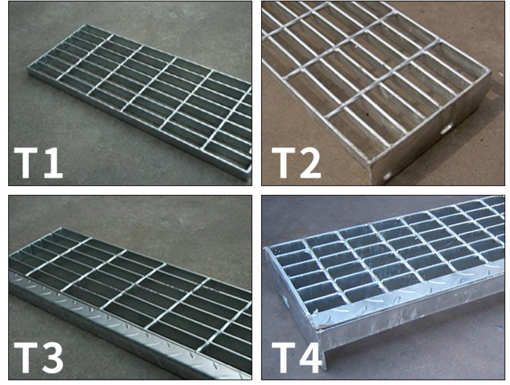 Industrial Stair Treads