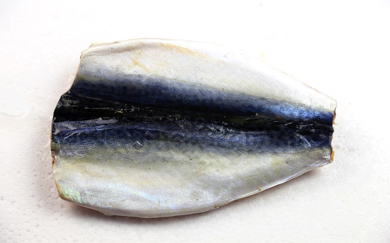 Frozen Mackerel Butterfly Fillet Piece
