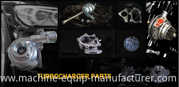 JCB Superchager Spare Parts