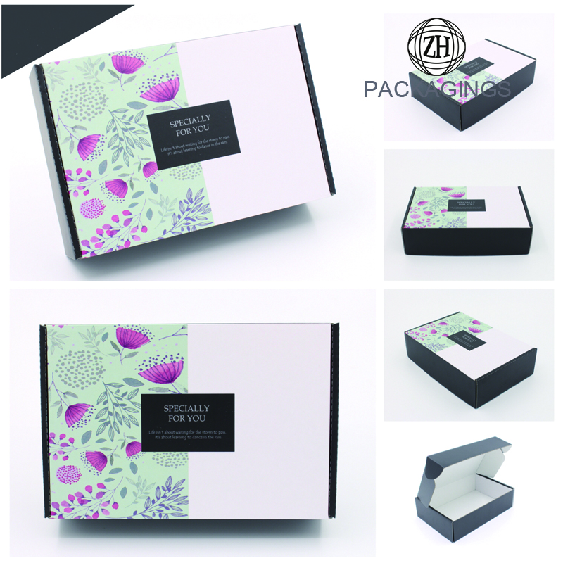 OEM paper print packaging box