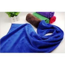 Poliamida poliéster Microfiber/toalla del pelo salón toalla coche toalla de limpieza