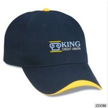 Nuevo sombrero de encargo del bordado del casquillo de béisbol del estilo