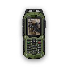 """2.0 """"IP67 robusto barato teléfono de la característica"""
