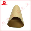 Industrial Mailing Tube Triangle Shape