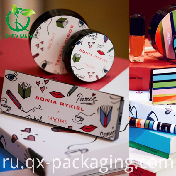 Makeup Packaging Boxes