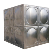 New Style Light Weight Tank Container Galvanized Steel Storage Water Tank