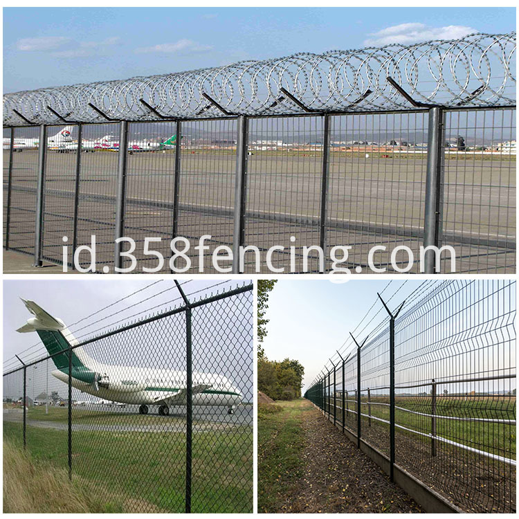 Airport Fence Application