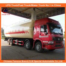 Heavy Duty Dry Bulk Powder Tank Truck 20tons zum Verkauf