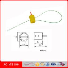 Jcms-106ABS Twist Water, Electric, Medidor de gas natural, sello de seguridad