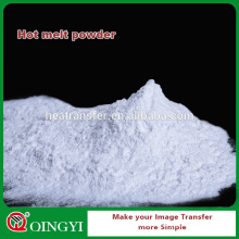 QingYi best price and quality hot melt glue powder