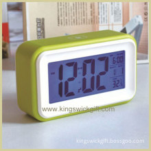 Newest Product I Touch Smart Digital Table Alarm Clock (DC4128)