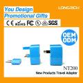 Regalos promocionales Artículo Multifuntion universal power charger NT200
