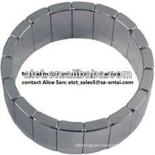 Motor magnet,permanent magnet generator,arc magnet