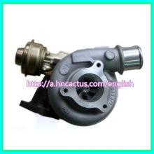 Турбонаддув Gt2052V 14411-2W203 для двигателя Nissan Zd30