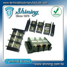 TB-300 Tipo de isolamento 600V 300A Osada MCB Terminal Block Connector