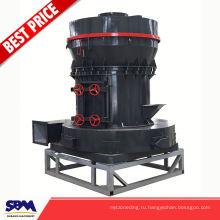Известный бренд СБМ известняк порошок шлифовальный станок, завод по производству гипса мини-завод