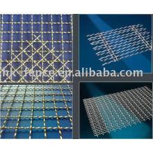 1 rede de fio de aço inoxidável / SS malha de arame / filtro de malha de arame