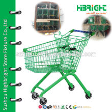 Супермаркет продуктовые тележки для продажи