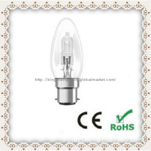 Classic ECO Superstar Candle Halogen Lamp BC 28W