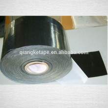 Anticorrosion cold applied steel pipe tape coating system