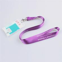 Выдвижной тег имени / удостоверение личности Значок Держатель для галстука Пользовательский ремешок для держателя ID (NLC016)
