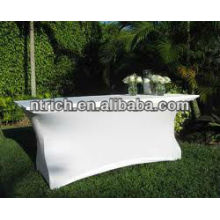 New style spandex/lycra beer bench cover, table cover