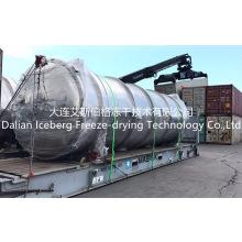 2X168 Freeze-drying Equipment Double Door