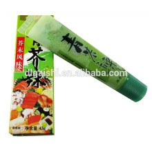 2017 Best Sale High Quality Halal Products hot wasabi producer