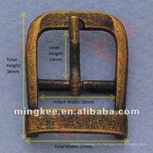 Cinturón / hebilla de bolsa anti-latón (M17-258A)
