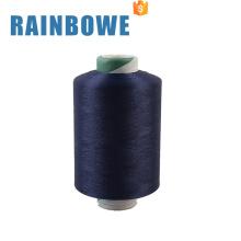 Bon gros ACY a couvert le fil de spandex couvert d'air pour tricoter des chaussettes