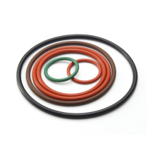 Factory Price Acid Heat Rersistant Soft Sealing 2 Inch Green O Ring FKM Rubber O-Ring
