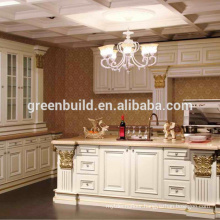 Wooden Prefab Kitchen Cabinet Design