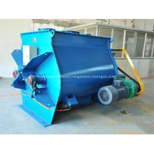 Double Shaft Paddle Type Concrete Powder Mixer with CE Certificate