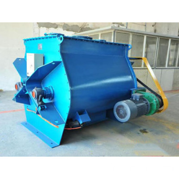 Paddle Mixer with Flap Valve