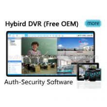 Cloud Monitoring Platform Software, CCTV Security Camera Software for Sale