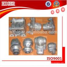 piezas de aluminio pequeñas hechas a medida